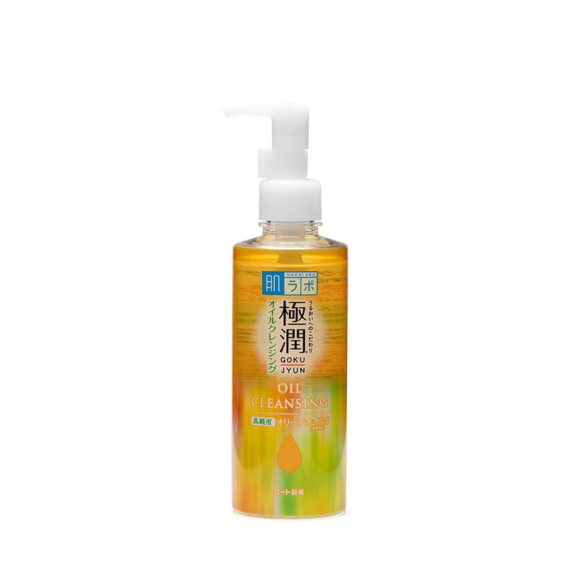 Hada-Labo-Gokujyun-Cleaning-Oil-frente